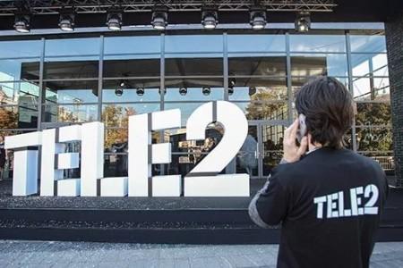 Tele2 запускает пополнение счета через Apple Pay