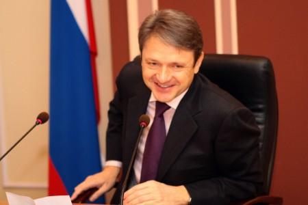 Исполняющим обязанности главы Краснодарского края стал Кондратьев