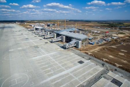 Проект возведения аэропорта Платов представлен наинвестиционном консилиуме вСочи