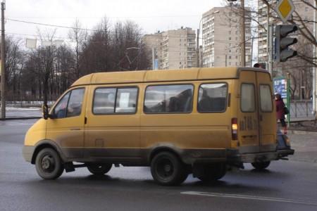Ростовчанка выпала изгазанувшей маршрутки напроезжую часть Ворошиловского