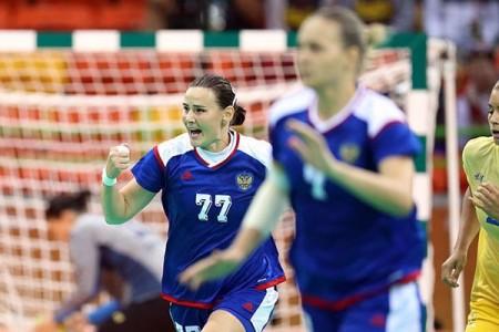 Сразу шестеро игроковГК «Ростов-Дон» стали олимпийскими чемпионками