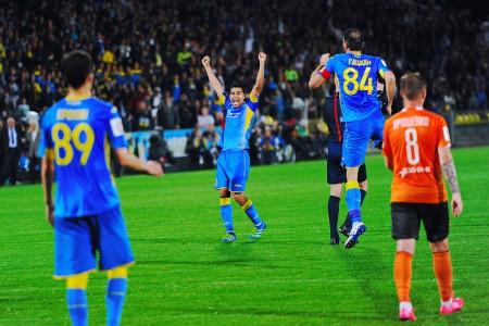 Сегодня «Ростов» погасит долги перед футболистами задва сезона