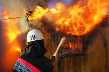 Первопричиной пожара вРостовской области стал поджог