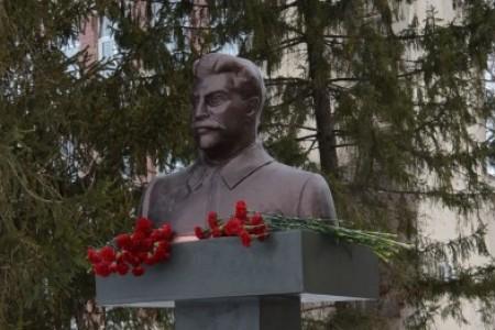 ВРостовской области поставили монумент Сталину
