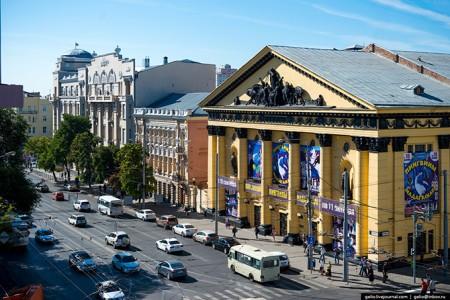 Вростовском цирке будут демонстрировать кино