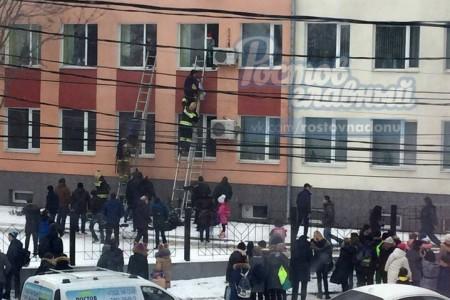 ВРостовской области впожаре погибли три человека