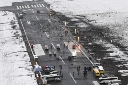 За аварией Boeing вРостове стоят действия командира