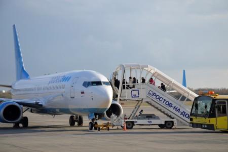Авиакомпания «Победа» начала летать изРостова-на-Дону вСанкт-Петербург