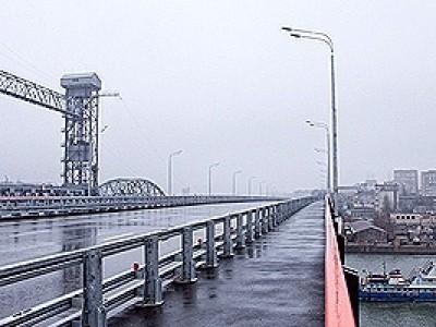 Мост Сиверса: Схемы развязок